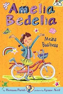 Amelia Bedelia Means Business