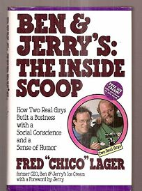 Summary: Ben & Jerrys: The Inside Scoop: Review and Analysis of Lagers Book