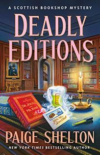 Deadly Editions: A Scottish Bookshop Mystery