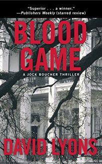 Blood Game: A Jack Boucher Thriller