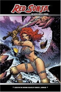 Red Sonja Volume 2: Arrowsmiths