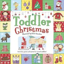 Toddler Christmas: Activities