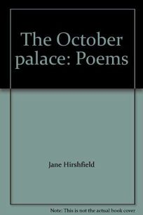 The October Palace: Poems
