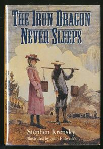 Children S Book Review The Iron Dragon Never Sleeps By border=