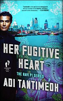 Her Fugitive Heart: The Ravi PI Series