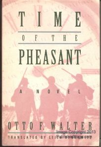 Time of the Pheasant