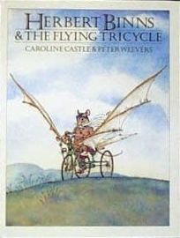 Herbert Binns and the Flying Tricycle