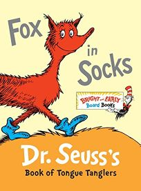 Fox in Socks: Dr. Seusss Book of Tongue Tanglers