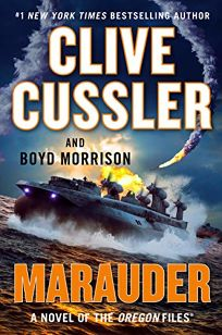 Marauder: A Novel of the Oregon Files
