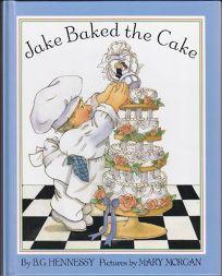 Jake Baked the Cake