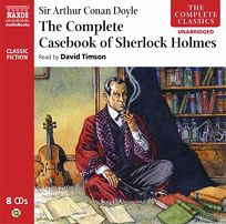 The Complete Casebook of Sherlock Holmes
