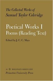 Poetical Works I: Poems