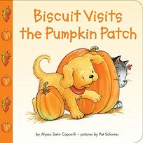Children's Book Review: Biscuit Visits the Pumpkin Patch ...