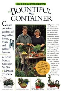 THE BOUNTIFUL CONTAINER: A Container Garden of Vegetables