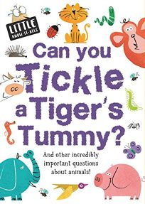 Can You Tickle a Tigers Tummy?