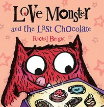 Love Monster and the Lost Chocolate