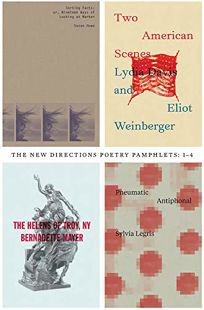 New Directions Poetry Pamphlets 1–4