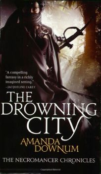 The Drowning City: The Necromancer Chronicles