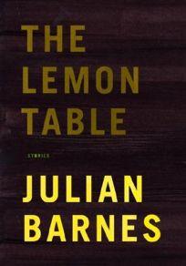 THE LEMON TABLE: Stories