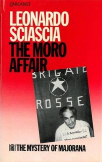 The Moro Affair; And