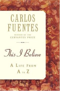 THIS I BELIEVE: An A to Z of a Life