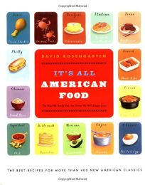 ITS ALL AMERICAN FOOD: The Food We Really Eat
