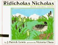 Ridicholas Nicholas: More Animal Poems