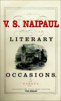 LITERARY OCCASIONS: Essays