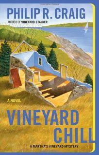 Vineyard Chill: A Marthas Vineyard Mystery