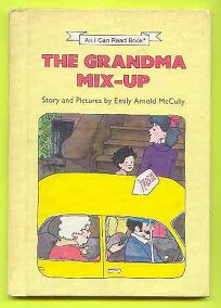 The Grandma Mix-Up: Story and Pictures