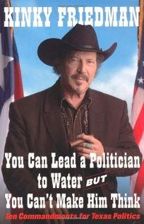 You Can Lead a Politician to Water