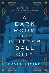 A Dark Room in Glitter Ball City: Murder