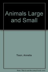 Animals Lge/Small Pa