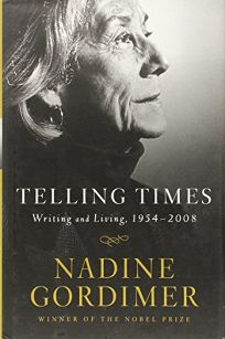 Telling Times: Writing and Living