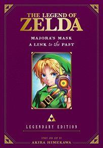 The Legend of Zelda: Majoras Mask / A Link to the Past -Legendary Edition-