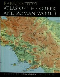 Barrington Atlas of the Greek & Roman World [With CDROM of Map-By-Map Directory]