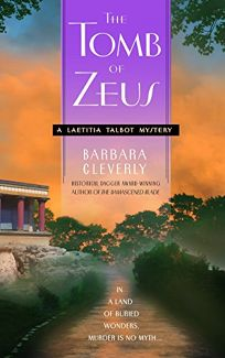 The Tomb of Zeus: A Laetitia Talbot Mystery