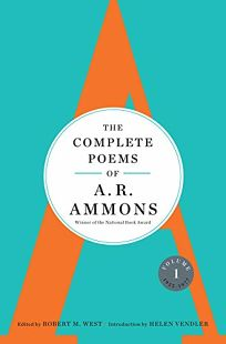 The Complete Poems of A.R. Ammons: Vol. 1