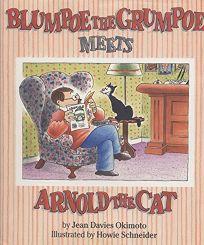 Blumpoe the Grumpoe Meets Arnold the Cat