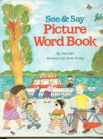 See and Say Picture Word Book