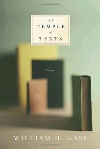 A Temple of Texts: Essays