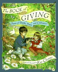 The Book of Giving: Poems of Thanks