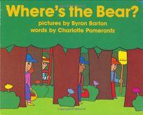 Wheres the Bear? Board Book