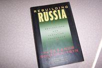 Rebuilding Russia