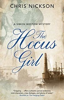 The Hocus Girl: A Simon Westow Mystery