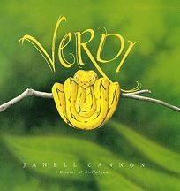 Children\'s Book Review: Verdi by Janell Cannon, Author Harcourt ...