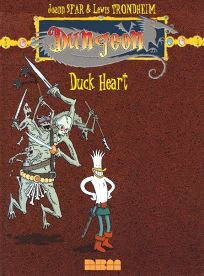 DUNGEON: Vol. 1: Duck Heart