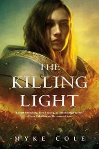 The Killing Light The Sacred Throne #3