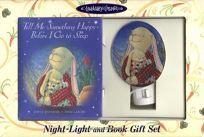Tell Me Something Happy Before I Go to Sleep Gift Set [With Night Light]