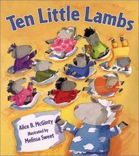 TEN LITTLE LAMBS